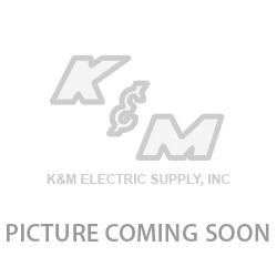 3M Electrical Products CT8BK50-C | PLENUM 7.60IN BLK CBL TIES | MMCT8BK50-C | 05112859293 | KM Electric Supply, Inc