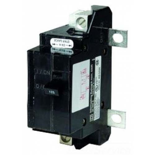 Wall Mount Circuit Breaker : Square d schneider electric qom vh