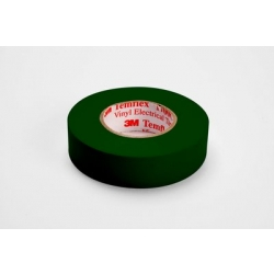 3M Electrical Products 1700C-GREEN | PHASE TAPE 3/4X66FT | MM1700C-GREEN | 05400750651 | KM Electric Supply, Inc