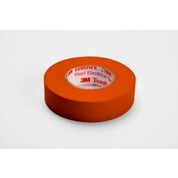3M Electrical Products 1700C-ORANGE | PHASE TAPE 3/4X66FT | MM1700C-ORANGE | 05400750652 | KM Electric Supply, Inc