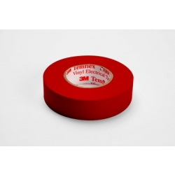 3M Electrical Products 1700C-RED | PHASE TAPE 3/4X66FT | MM1700C-RED | 05400750653 | KM Electric Supply, Inc