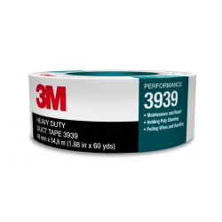 3M Electrical Products 3939-2X60YD | DUCT TAPE 2X60YD | MM3939-2X60YD | 02120083056 | KM Electric Supply, Inc