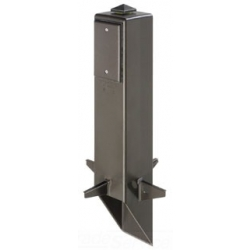 Arlington Industries GP19B | GARDEN POST W/JCT BOX | A9GP19B | 01899777086 | KM Electric Supply, Inc