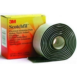3M Electrical Products SCOTCHFIL | INSULATION PUTTY TAPE | MMSCOTCHFIL | 05400741750 | KM Electric Supply, Inc
