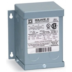 Square D (Schneider Electric) 500SV1B | 0.500KVA LVGP 240X480 TO 120/240 | SD500SV1B | 78590101983 | KM Electric Supply, Inc