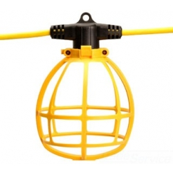 Coleman Cable 07145 | 100FT TEMP STRING LIGHT | 7S07145 | 02989207145 | KM Electric Supply, Inc