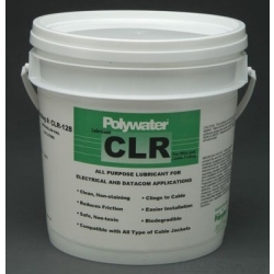 American Polywater CLR-128 | 1GAL PAIL PLYWTR CLR LUBE | 9ACLR-128 | 02786806510 | KM Electric Supply, Inc