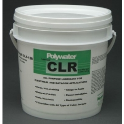 American Polywater CLR-640 | 5GAL PAIL PLYWTR CLR LUBE | 9ACLR-640 | 02786806515 | KM Electric Supply, Inc