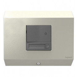 Adorne APCB1TM4 | Titanium Control Box with Paddle Dimmer | A6APCB1TM4 | 78677617810 | KM Electric Supply, Inc