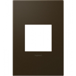 Adorne AWP1G2BR10 | Bronze Bronze 1-Gang Wall Plate | A6AWP1G2BR10 | 78500702410 | KM Electric Supply, Inc