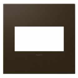 Adorne AWP2GBR10 | Bronze Bronze 2-Gang Wall Plate | A6AWP2GBR10 | 78500702459 | KM Electric Supply, Inc