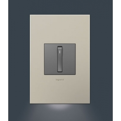 Adorne AAAL1G4 | ACCENT NIGHT LIGHT 1 GANG | A6AAAL1G4 | 78500702496 | KM Electric Supply, Inc