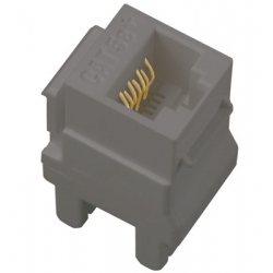 Adorne AC5ERJ45M1 | CAT5E RJ45 T568-A/B KYSTN CONN | A6AC5ERJ45M1 | 80442806527 | KM Electric Supply, Inc