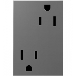 Adorne ARTR153M4 | SAFETY ZONE TR OUTLET- 3MOD 15A | A6ARTR153M4 | 78500702281 | KM Electric Supply, Inc