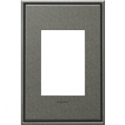 Adorne AWC1G3DP4 | DARK BURNISHED PEWTER 1G/3MOD WP | A6AWC1G3DP4 | 78500702596 | KM Electric Supply, Inc