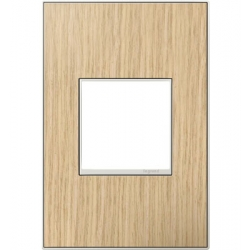 Adorne AWM1G2FH4 | FRENCH OAK 1G 2MOD WP | A6AWM1G2FH4 | 78500702402 | KM Electric Supply, Inc
