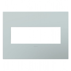 Adorne AWP3GBL4 | PALE BLUE - 3 GANG WALL PLATES | A6AWP3GBL4 | 78500702385 | KM Electric Supply, Inc